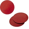 Sequins Hologram 50mm No Hole Round Red
